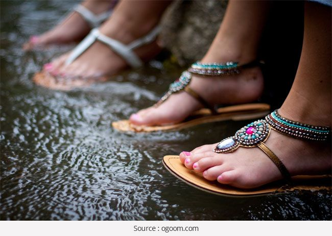 #Monsoon #Fashion: Stylish Waterproof #Footwear