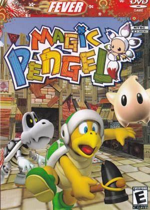 New Magic Pengel/Grafitti Kingdom Mario Crossover looking great (Sarcasm)