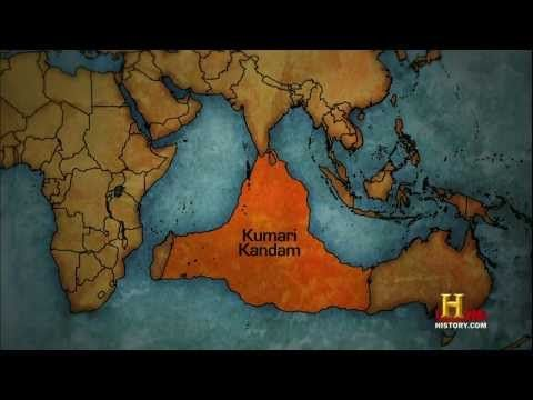"The lost Lemuria continent | ""Kumari Kandam"""