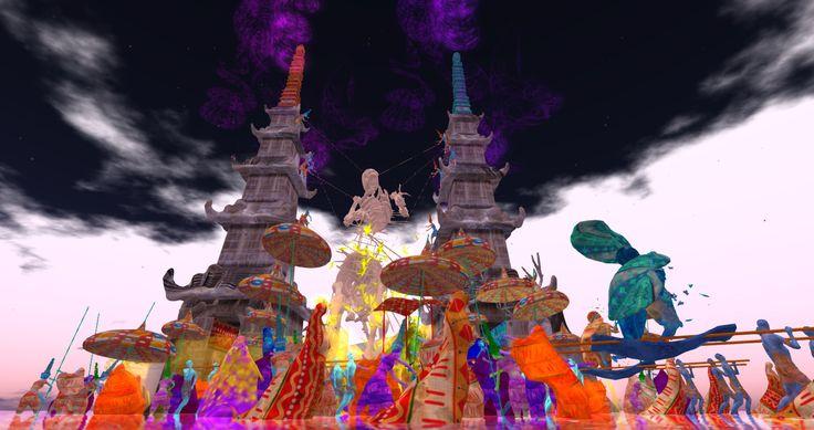 https://flic.kr/p/H5jxBz   Fantasy Faire 2016   Sim: Sapphire Mirror Lake