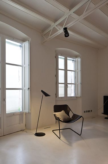 DE VENTA EN www.rufoiluminaci... #vibia #floorlamp #icono