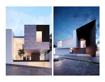 """Check out new work on my @Behance portfolio: """"Cedros House"""" http://be.net/gallery/41227623/Cedros-House"""