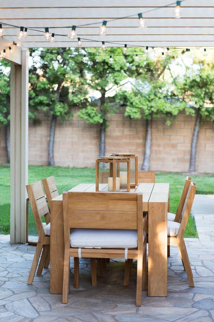 Mexican Alfresco Outdoor Dining Spaces Outdoor Decor