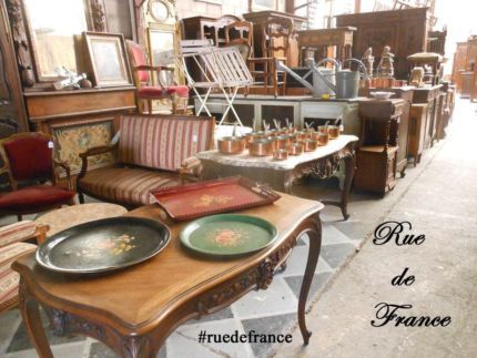 French Antiques Warehouse