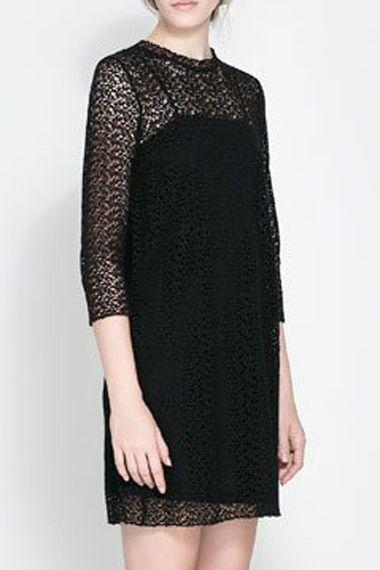 Short Lace Dresses