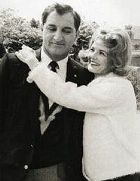 Danny Thomas and Marjorie Lord, 1962. The Danny Thomas Show (known as Make Room for Daddy during the first three seasons) is an American sitcom which ran from 1953-1957 on ABC and from 1957-1964 on CBS.