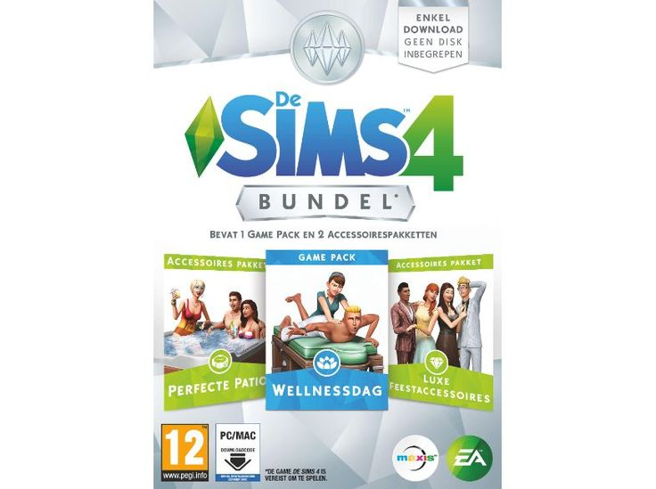 De Sims 4 - Bundle Pack (PC/MAC) #pcgames #macgames #sims4