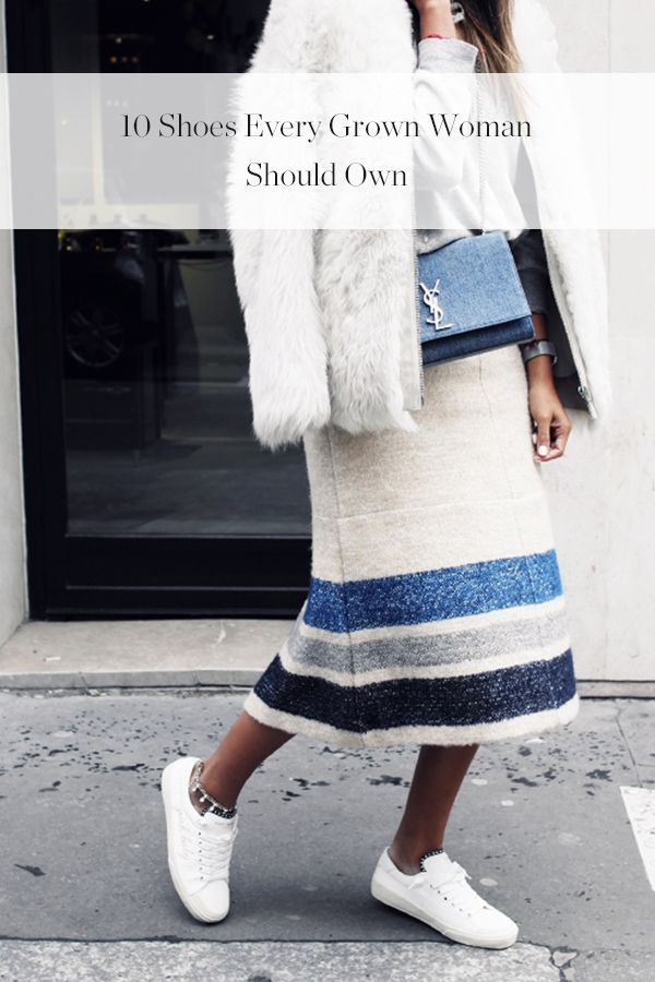 10 Shoes Every Grown Woman Should Own   via @PureWow