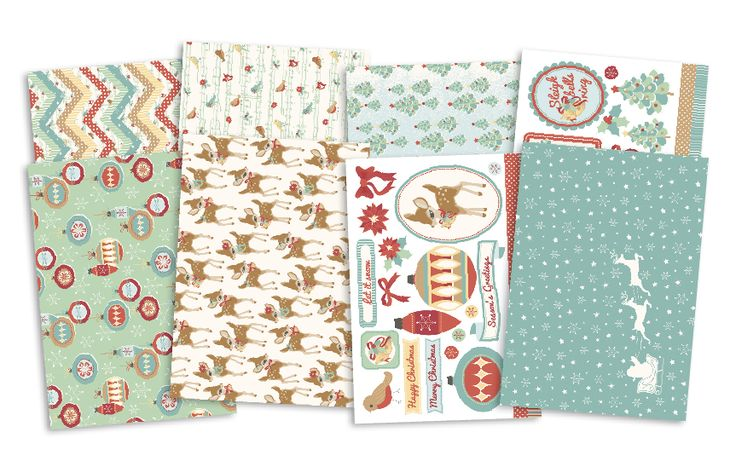 free christmas paper crafts ss42com - 736×461