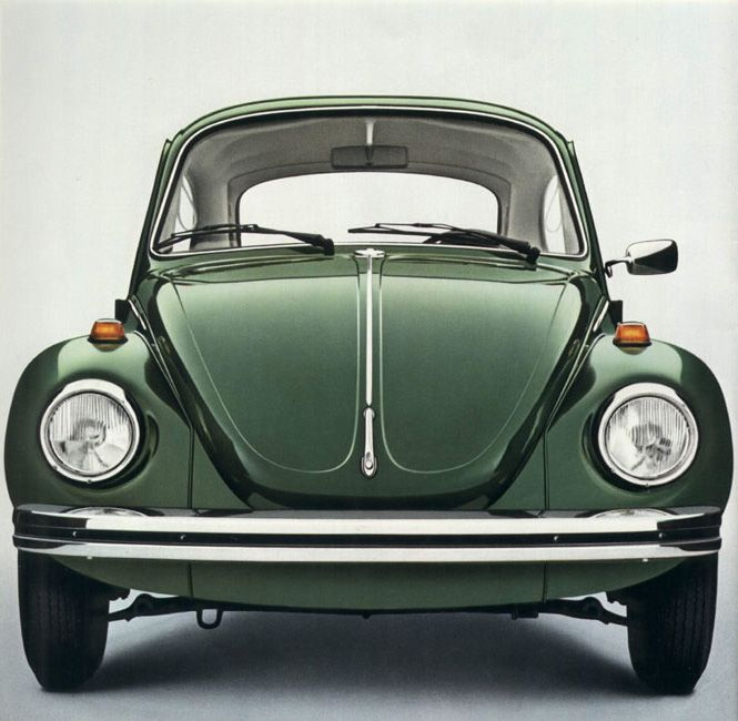 VW Käfer 1303 | VW Beetle 1303, 33-50 PS, 1972.... - Design is fine. History is mine.