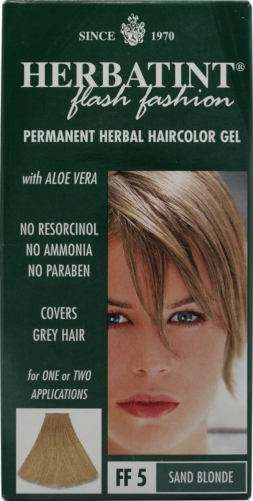 HERBATINT HAIR COLOR,SAND BLONDE, CT >>> Details can be found by clicking on the image.