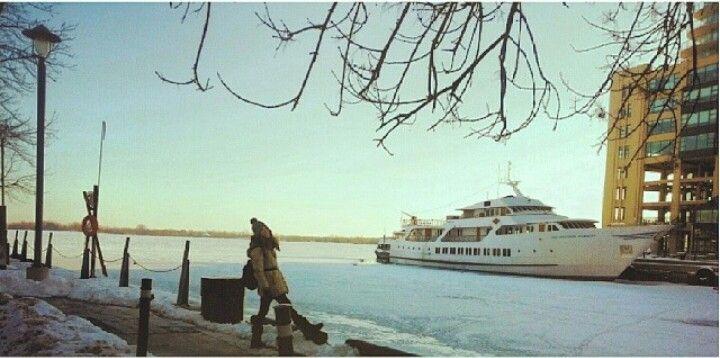 Lake Ontario.  #harbourfront #center