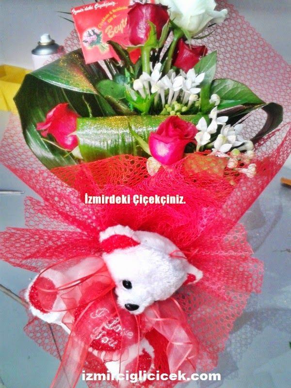 izmir çiğli beytaş çiçekçilik: online çiçek siparişi