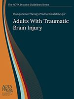 Image for Practice Guidelines for Traumatic Brain Injury