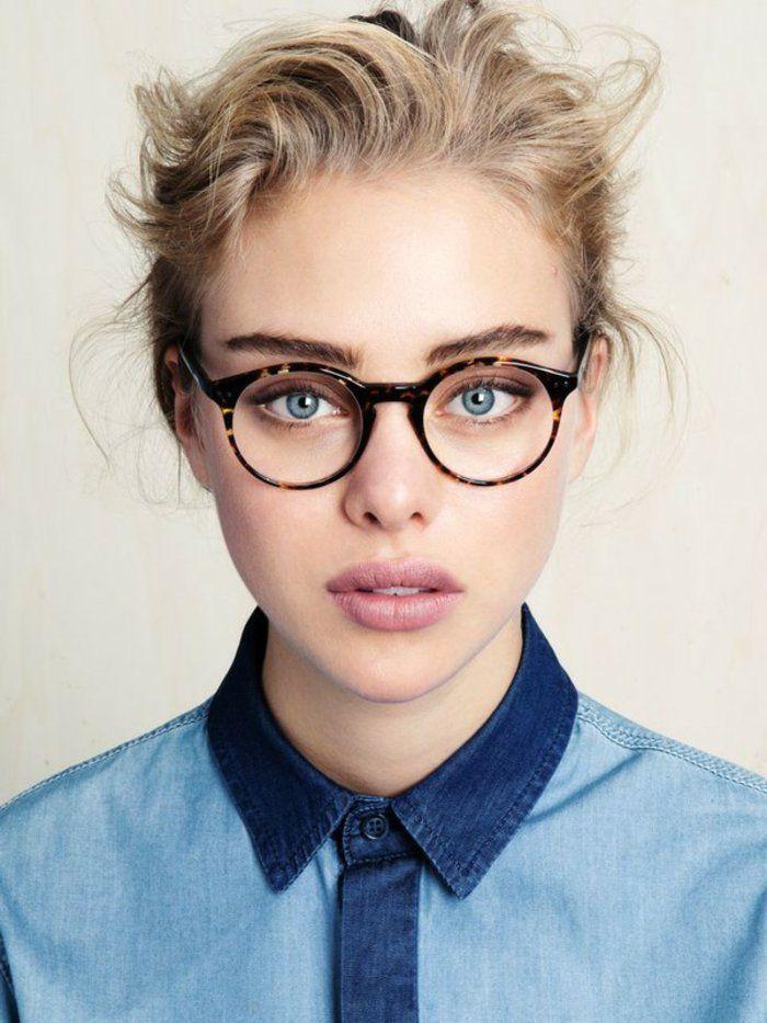 Look hipster homme lunette hipster femme