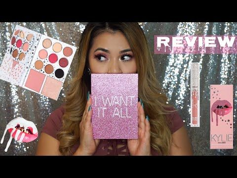 KYLIE COSMETICS: Birthday Collection I Review & Make Up Look http://cosmetics-reviews.ru/2018/02/06/kylie-cosmetics-birthday-collection-i-review-make-up-look/