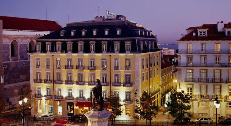 Um boutique hotel de extremo bom gosto e fino trato, com staff incrivelmente atento e profissional, bem no coração do Chiado