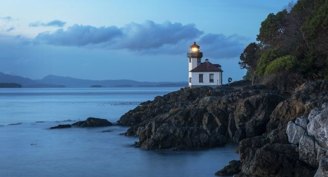 Washington: The San Juan Islands