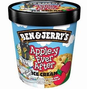 Ben & Jerry's anything!