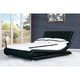 Found it at Wayfair Australia - Italian Design Mallorca Full Grain Leather Wooden Bed Frame