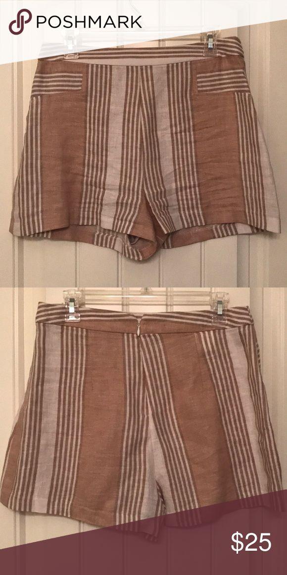 BCBGeneration shorts Size 8. Worn a couple of time. Great condition BCBGeneration Shorts Jean Shorts
