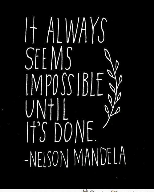 Anything is possible! #MandelaDay #like4likes #follow4follow #follow4like #likes4likes #possibilities