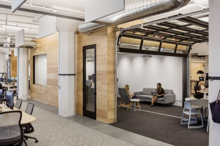 Office Tour Airbnb Headquarters San Francisco Design