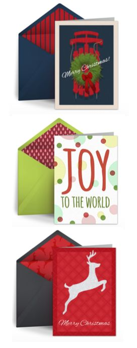 online holiday greeting cards