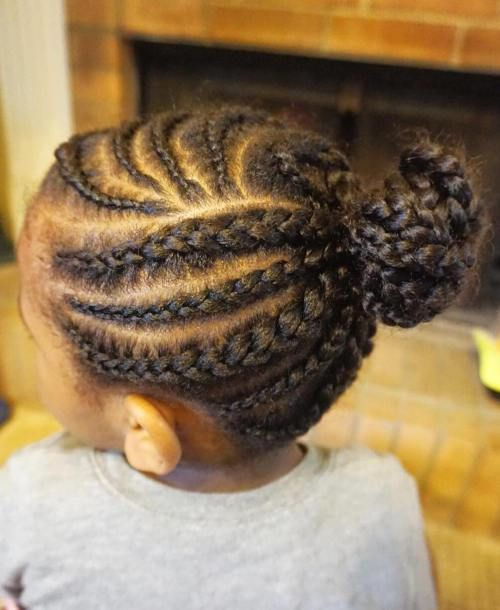Braided Hairstyles For Kids…