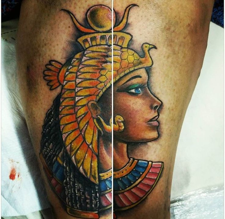 17 Best Ideas About Egyptian Goddess Tattoo On Pinterest