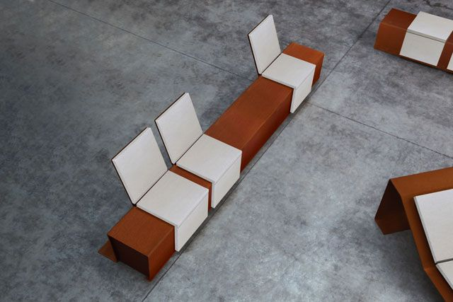 The world's largest Corten collection | streetco_bench_seats-2013072413746324274513 | ODS