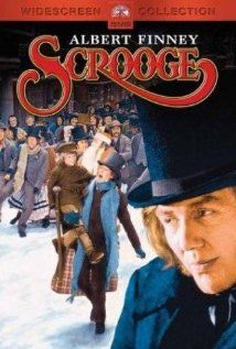 "SCROOGE (the musical)....My all time favorite version of Charles Dickens' classic.  I can't get enough of the soundtrack, it's classy and catchy.  ""Thank you very much, Thank you very much, that's the nicest thing that anyone's ever done for me..."""