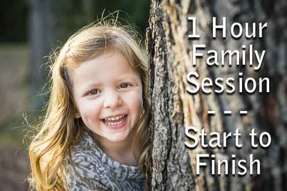 If you're just starting your family portrait photography business and want to know what to actually do for the hour you're with the family who graciously asked you to take their yearly portraits, then I…