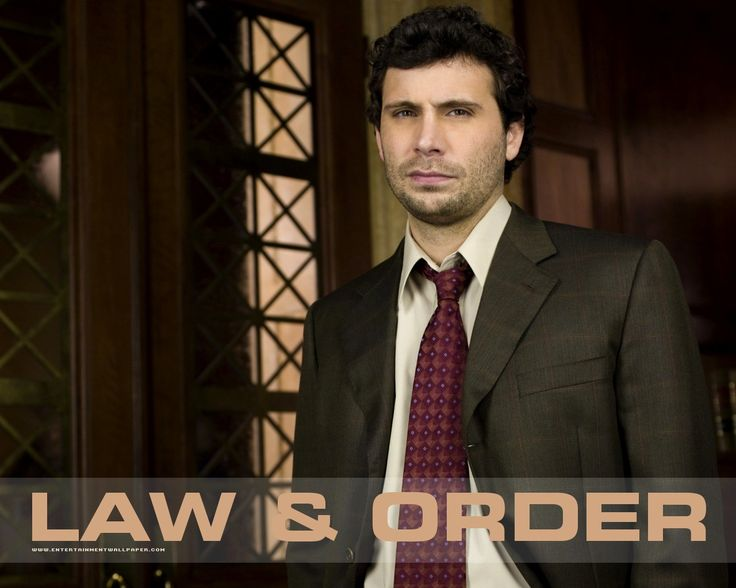 Law and Order - Jeremy Sisto