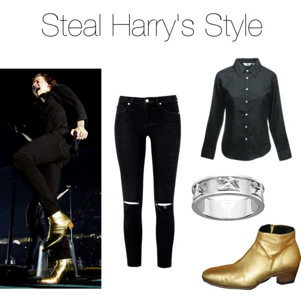 Steal Harry's Style by edithtoth on Polyvore