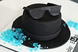 Heisenberg Breaking Bad Cake