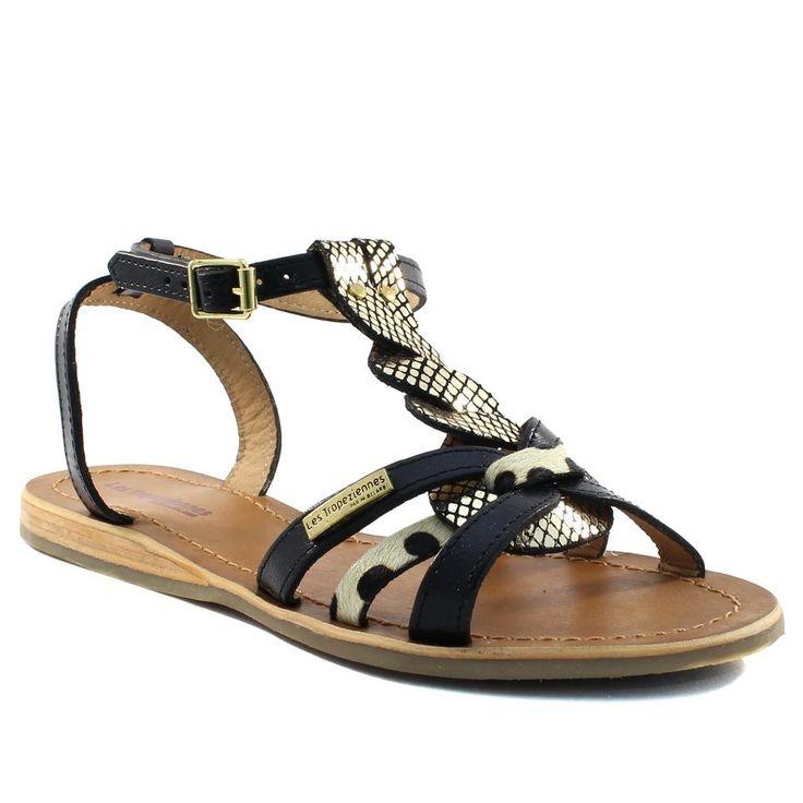 860A LES TROPEZIENNES HAMS NOIR www.ouistiti.shoes le spécialiste internet #chaussures #bébé, #enfant, #fille, #garcon, #junior et #femme collection printemps été 2016