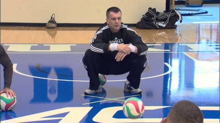 Mikhail Prokhorov Puts Brooklyn Nets Through Crazy Drills!