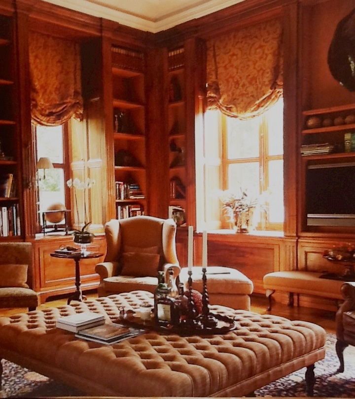 Pieter porters images source sense of living libraries and studios pinterest engelse - Klassieke chique decoratie ...