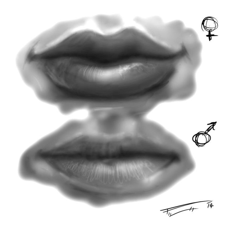 Learn how to draw a lips on sketchbuddy.com #drawing #art #tutorial