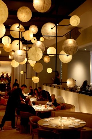 The newly redesigned Pump Room at the Public Hotel in Chicago, designed by the always fabulous Yabu Pushelberg