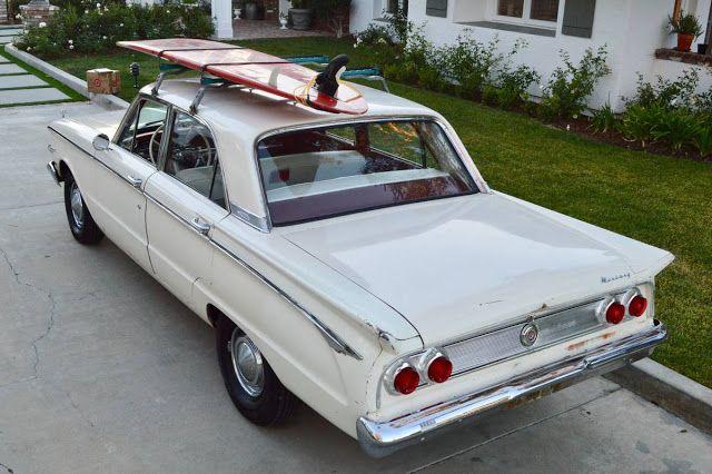 サーフモービル 2 Car Ford Comet Mercury