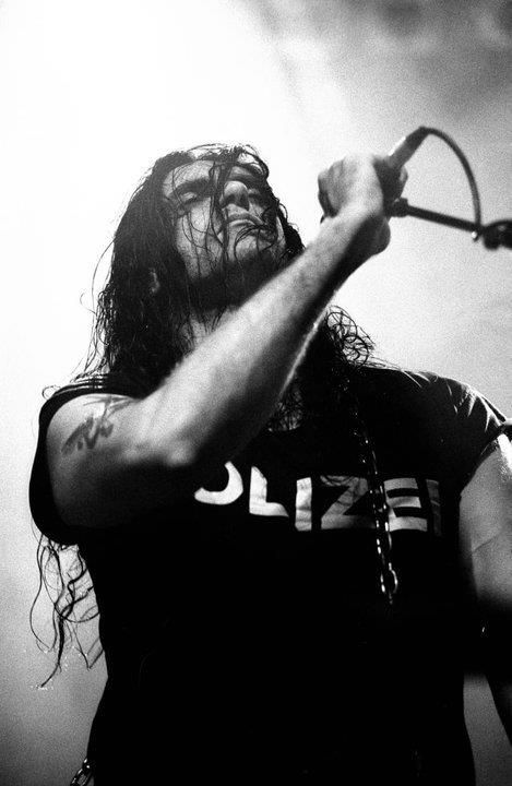 Peter Steele Mr.Type O Negative... hard to believe it's been almost 6 years since he left us. Always a fan of their truly original deep layered sound & Pete's unmistakeable vocals. 1.1.1962 - 14.4.2010 RIP. SkullyBloodrider.