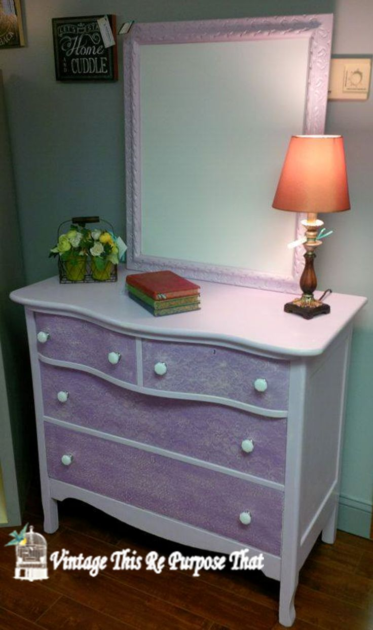 294 best images about Painted Furniture on Pinterest