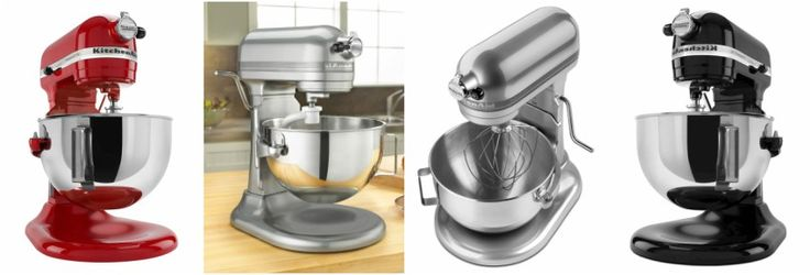 KitchenAid Professional Mixers on sale for only $250 (reg $445) + free shipping