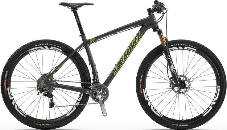 Like a wet dream on 2 wheels!!!!!  Santa_Cruz_Highball_Carbon_R_XO1_29er_Hardtail_Mountain_Bike_2014.jpg 1,234×707 pixels