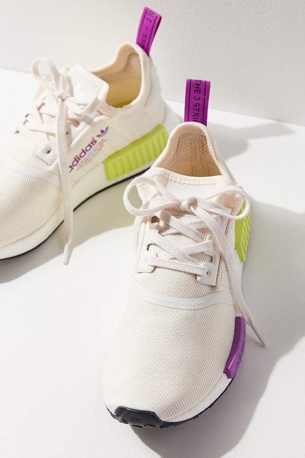 f5203b360  130.00 - Adidas NMD R1 Neon Sneaker - Inspired by mid- 80s  running   designs