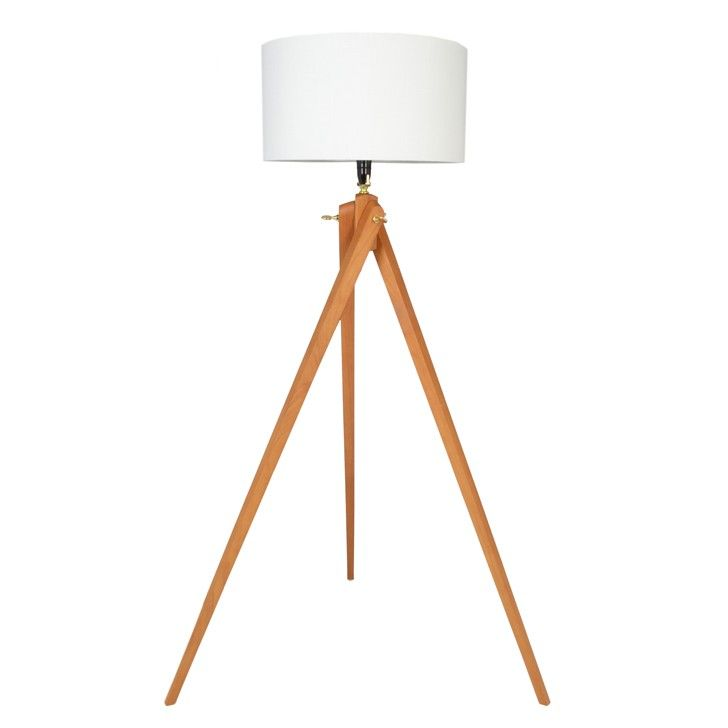 FIVEMORE | Town Club Tripod Floor Lamp - Lighting - 5rooms.com