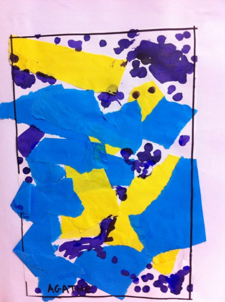 Les 11 meilleures images propos de dechirer couper coller sur pinterest montessori - Couper papier peint sans dechirer ...