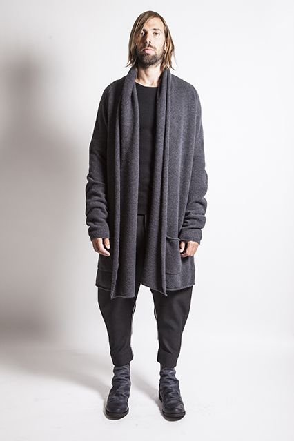Vanisee Cardigan Grey Lost and found A/W 15/16